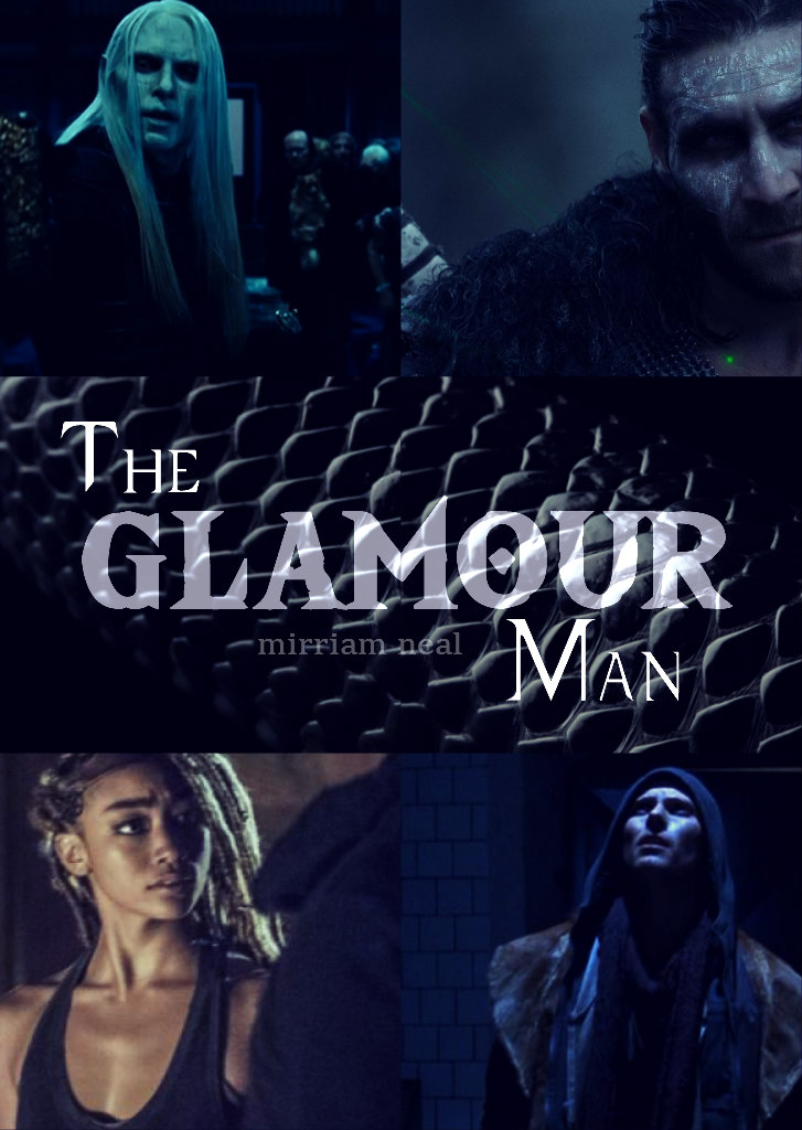 The Glamour Man Cover