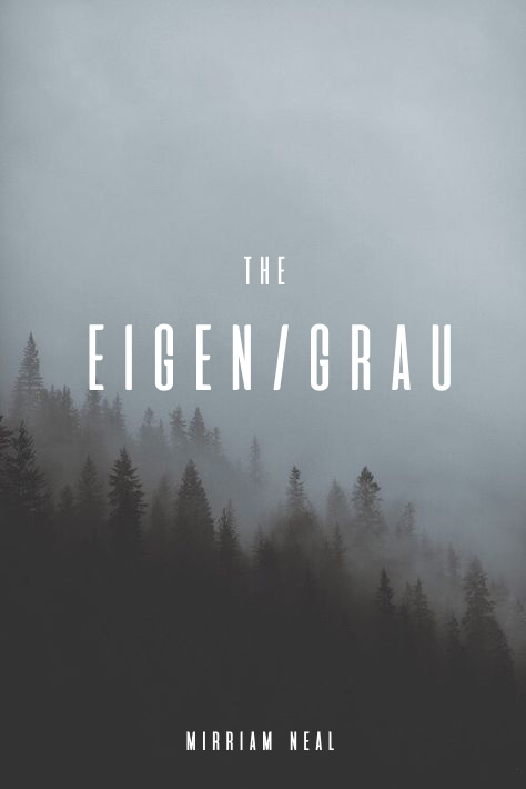THE EIGENGRAU COVER